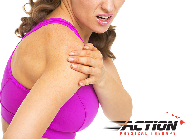 Ther are many types of shoulder injuries and pain. In Kauai go to Action PT